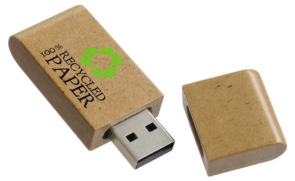 Clé USB publicitaire Natura