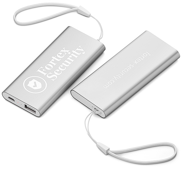 Power bank mit Firmenlogo, Power bank mit Logo, Power Bank bedruckt, Werbemittel Power Bank