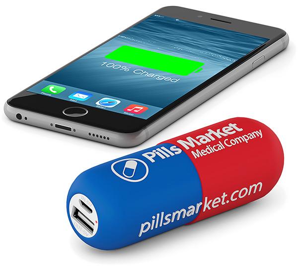 USB AKKU individuell 3D, Powerbank in Sonderform, Werbemittel Powerbank