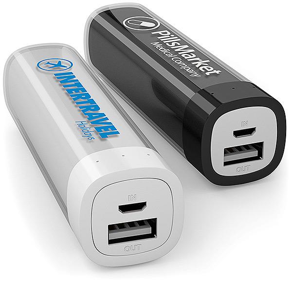 USB Batterie mit Druck iVersa