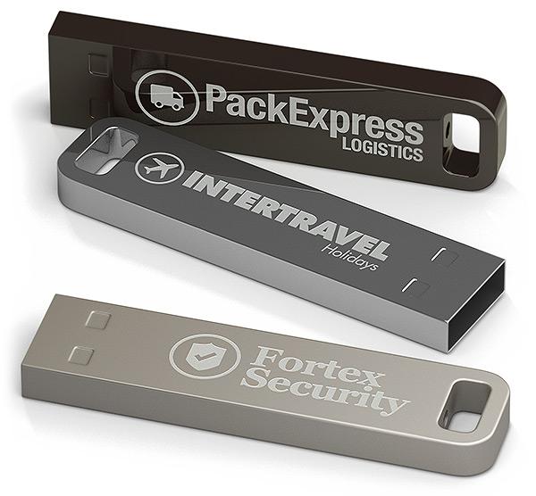 USB Stick mit Logogravur – iron2 (1)