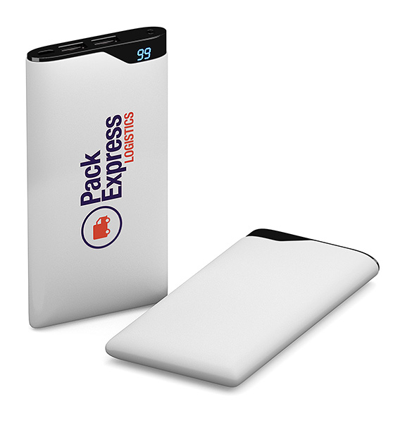 Powerbank bedruckt, Powerbank Logo, Powerbank Werbemittel, Powerbank individuell, USB Werbemittel