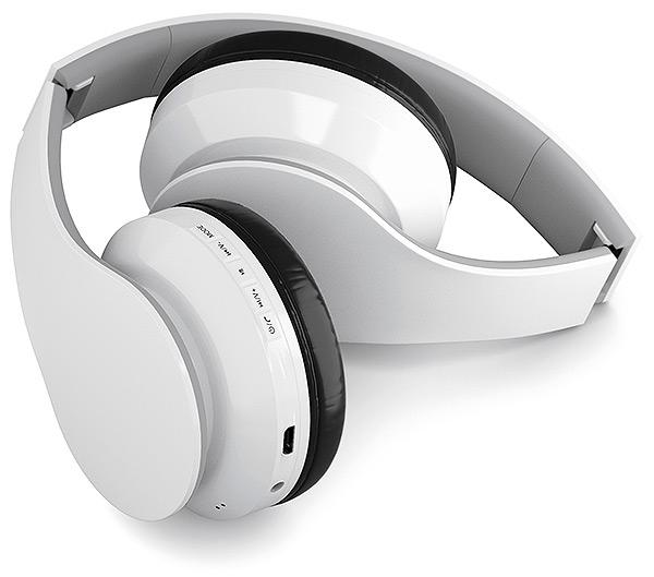 USB Werbemittel, Bluetooth Werbemittel, Bluetooth Kopfhörer bedruckt, Kopfhörer mit Logo