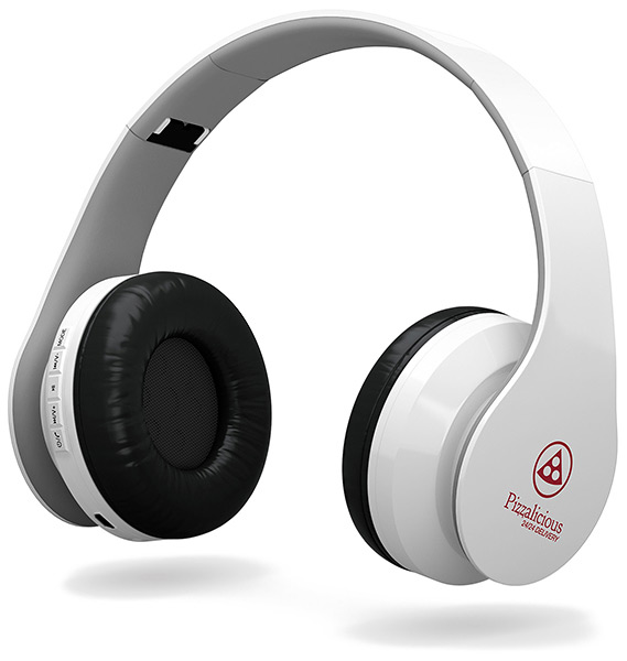 Bluetooth Kopfhörer mit Logo (4)
