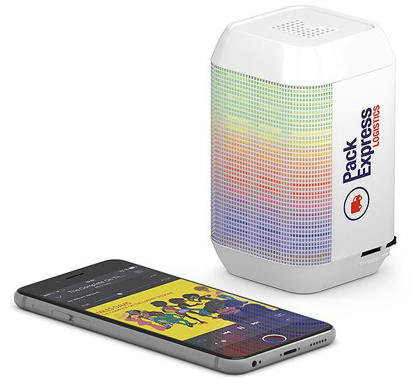 Logo Lautsprecher Bluetooth, Bluetooth Lautsprecher bedruckt, Bluetooth Werbemittel, Bluetooth bedruckt, Logo Bluetooth, Lautsprecher Werbemittel